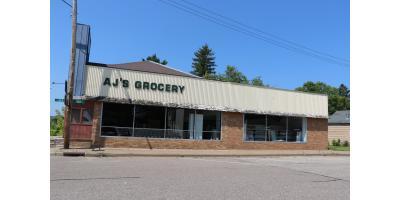 100 N Main- Merrillan Grocery Store, Black River Falls, Wisconsin