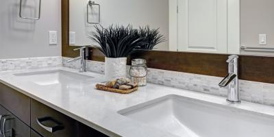 The Pros & Cons of Installing Double Vanity Sinks, Henrietta, New York
