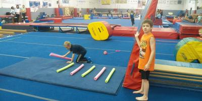 The Best 2 Camps of Summer, Spencerport, New York