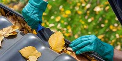 Cleaning Your Gutters, New Braunfels, Texas