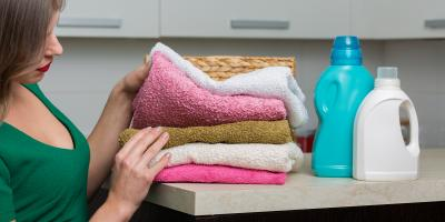 What to Know About Using Fabric Softener, Lincoln, Nebraska