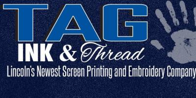 Tag Ink & Thread is Proud to Announce The Acquisition of Anderson Custom Embroidery, Lincoln, Nebraska