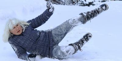 3 Tips for Avoiding Slips & Falls This Winter, O'Fallon, Missouri