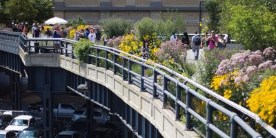 5 Fun Facts About The High Line From NYC's Best Conference Center, Manhattan, New York