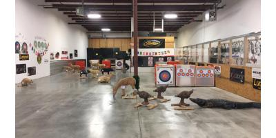 Ready for Indoor Archery Competition?, Independence, Kentucky