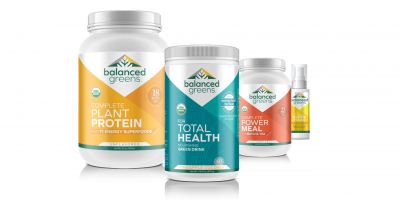 30% OFF ALL Balanced Greens Products, Pleasant Hill, Oregon