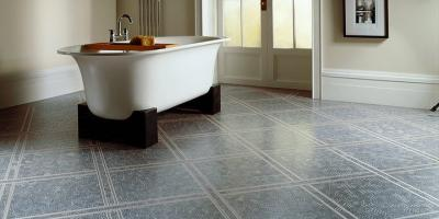 Tile vs. Vinyl: How to Choose The Right Floors For Your Kitchen and Bathroom, San Jose, California