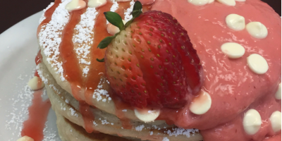 5 Delicious Syrups From Honolulu's Best Breakfast Restaurant, Honolulu, Hawaii