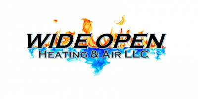 Wide Open Heating & Air has a new logo and website!, Bennett, Colorado