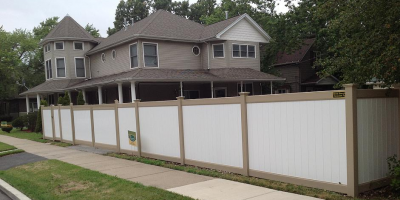 Keep Your Pet Safe With A Custom Fence Installation From The Fence Factory, New Lenox, Illinois