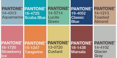 Color trends in Interior Design, Manhattan, New York