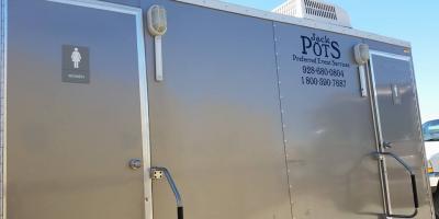 3 Unique Advantages of Portable Restroom Trailers, Lake Havasu City, Arizona