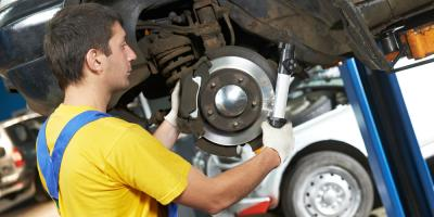 Brakes Squeaking? Local Mechanic Explains Why, Bluefield, West Virginia