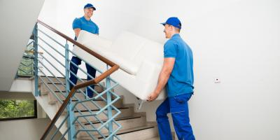 5 Tips for Moving Into an Upstairs Apartment, Cincinnati, Ohio