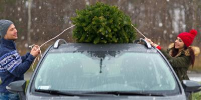 3 Smart Tips for Transporting a Christmas Tree Without Damaging the Car, Norwalk, Connecticut