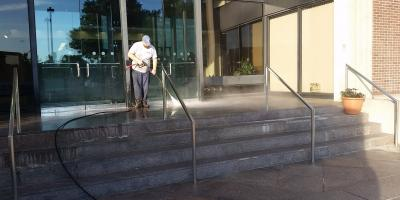 4 Reasons Why Regular Commercial Power Washing is Important, Milford city, Connecticut