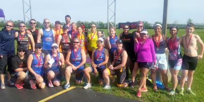 Beginner Triathlon Training Program Announced, Troy, Ohio