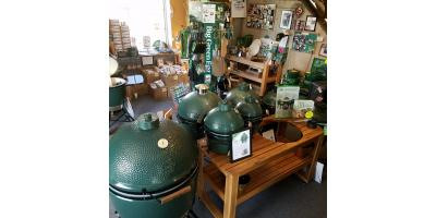 You have to see this!  The XXL Big Green Egg is here!, Stamford, Connecticut