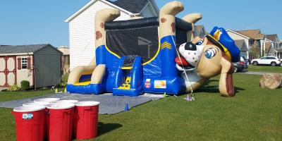 Booking Party Rentals? 3 Ways to Keep Kids Safe in Bounce Houses, Greece, New York