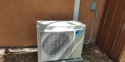 Daikin Heat Pump, Santa Fe, New Mexico