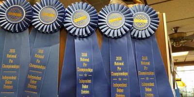 Celebrating 30 Blue Ribbon Award Winning Pies, Oconto, Wisconsin