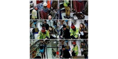 Be on the look out for these thieves...., St. Charles, Missouri