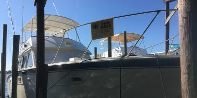 1986 Hatteras 52' for Sale $149,900, New Port Richey, Florida