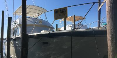 1986 Hatteras 52' for Sale, New Port Richey, Florida