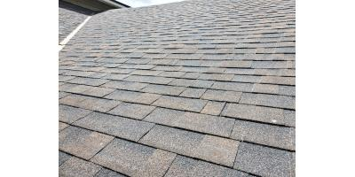 How Sunlight Damages Asphalt Roofing Shingles, ,