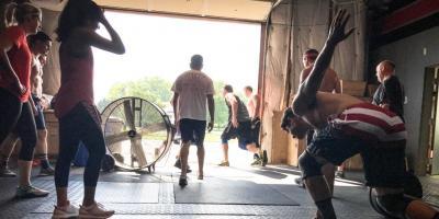 What Are Fitness Classes At Bombers Like?, Beavercreek, Ohio