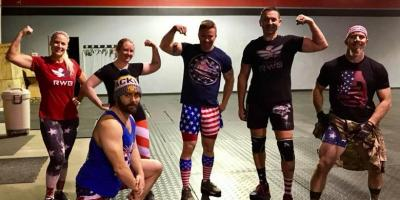 Janene & Anthony Ritchie - Bombers CrossFit Member Spotlight, Beavercreek, Ohio