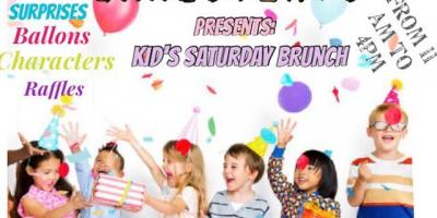 NYC Kids Brunch every Saturday. Great food and exciting entertainment., Manhattan, New York