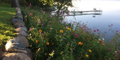 4 Ways Shoreline Restoration Can Be Accomplished, Clearwater, Minnesota
