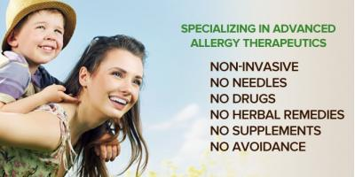Natural Allergy Relief: Earth Day 2019 = Healthier Planet, Chesterfield, Missouri