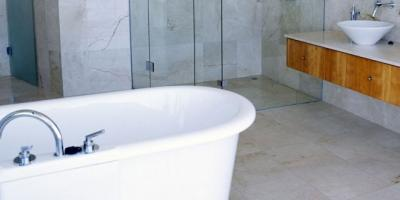 outdated bathroom every day has it become more and more difficult to keep it looking clean if so the bathroom resurfacing experts from read - Bathroom Resurfacing