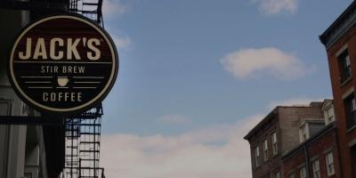 New York's Favorite Fair Trade, Organic Coffeehouse, Jack's Stir Brew, Expands with Eighth Location , Manhattan, New York