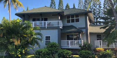 What You Should Know About Maintaining Exterior Paint, Kailua, Hawaii