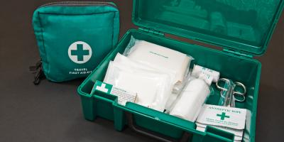5 Essential Items for a First Aid Kit, East Cocalico, Pennsylvania