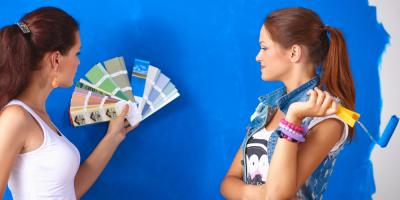 Why Your Paint Color Swatch May Look Different on Your Walls, Ossining, New York