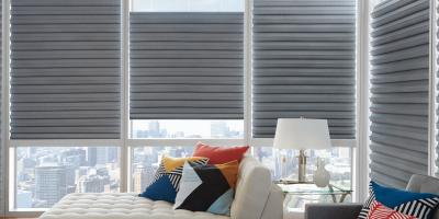 What Are Hunter Douglas® Solera® Soft Shades?, Anchorage, Alaska
