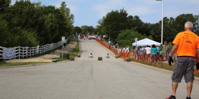2017 Hopebox Derby: A race to help the homeless, Covington, Kentucky