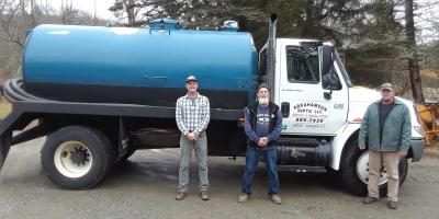 Septic Inspections, Preston, Connecticut