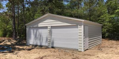3 Site Preparation Tips for Metal Buildings, Franklinville, North Carolina