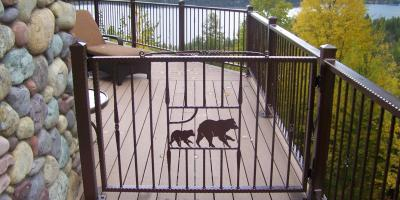 A Brief Guide on Wrought Iron Gates & Railings, Kalispell, Montana