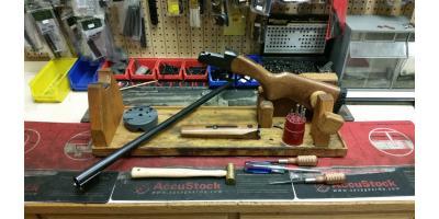 Gun Cleaning Special, Eitzen, Minnesota