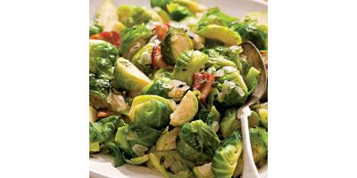 20 Deliciously Healthy Recipes Featuring Brussels Sprouts, North Branch, Minnesota