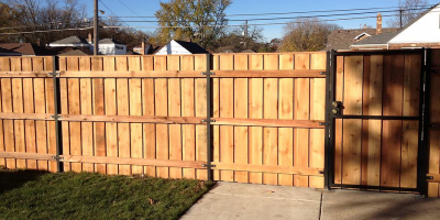 Summer sales on Vinyl/PVC, Cedar/Wood and Aluminum fence and railings, La Grange, Illinois