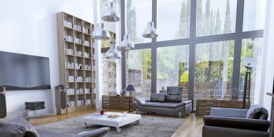 3 Advantages of High Ceilings in Home Design , Ewa, Hawaii