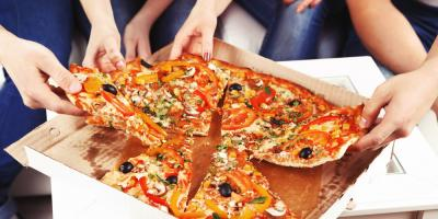 3 Benefits of Pizza Delivery , Irondequoit, New York