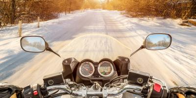 6 Steps to Winterize Your Motorcycle, Fairfield, Ohio